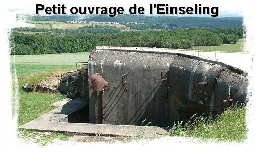 Petit Ouvrage Einseling